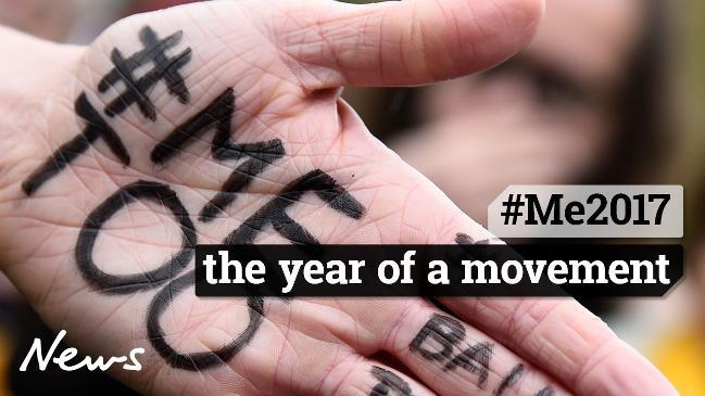 #Me2017 - the year of a movement