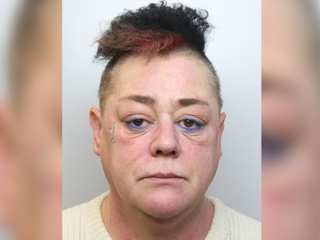 Amanda Lee has a lengthy crap sheet of 15 convictions. Picture: Cheshire Constabulary