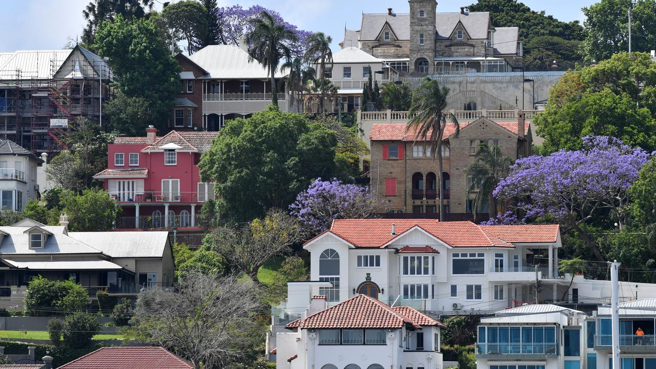 Home values fell in Brisbane in the first month of 2019. Image: AAP/Darren England.