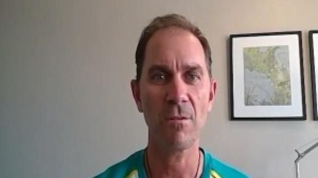 Langer backs Paine & rubbishes cheating claim