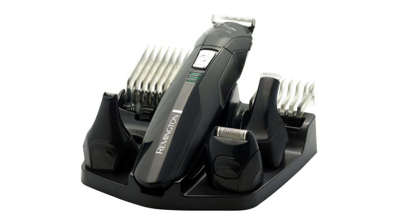 Remington Titanium AlL-In-1 Grooming System.
