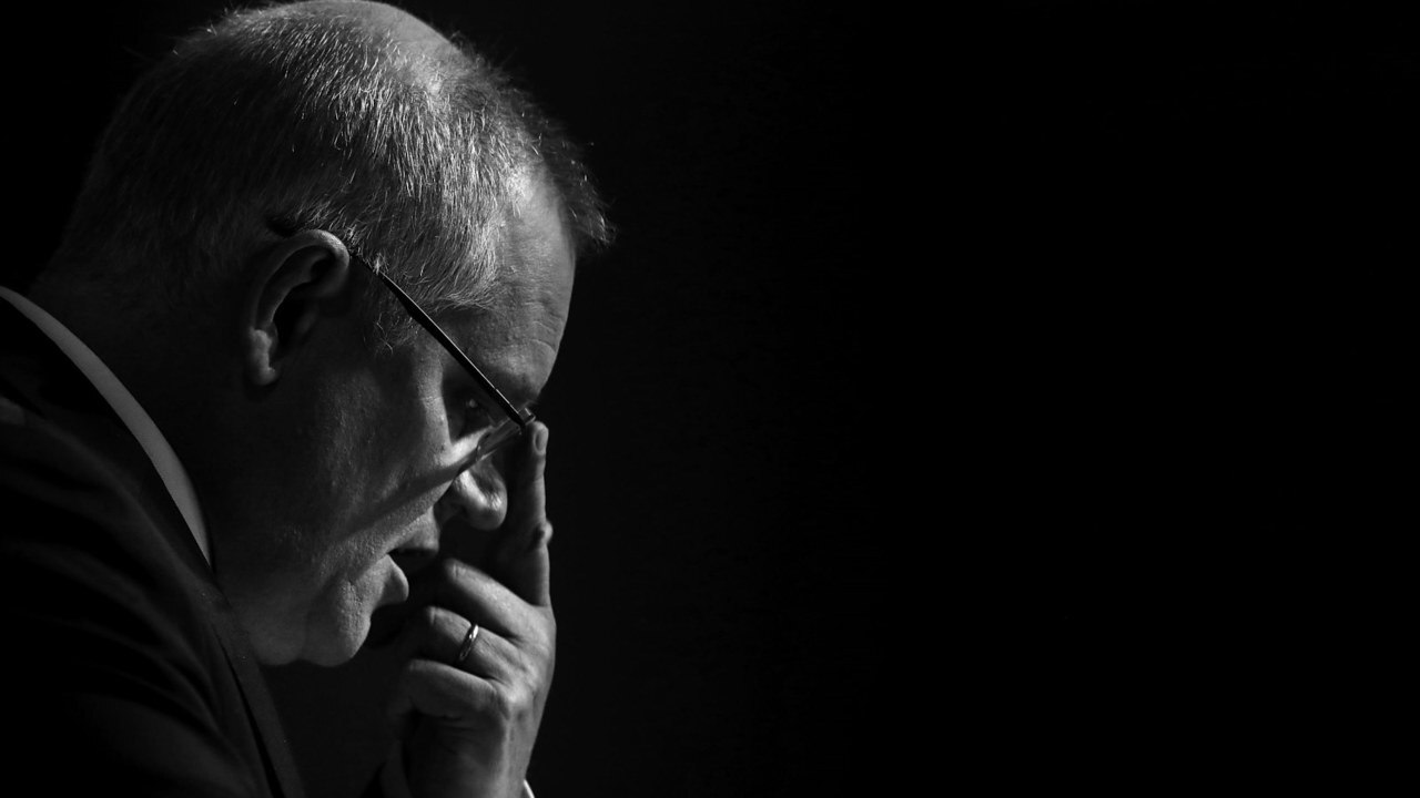 The trend is 'not a friend' of the Morrison Government at the moment
