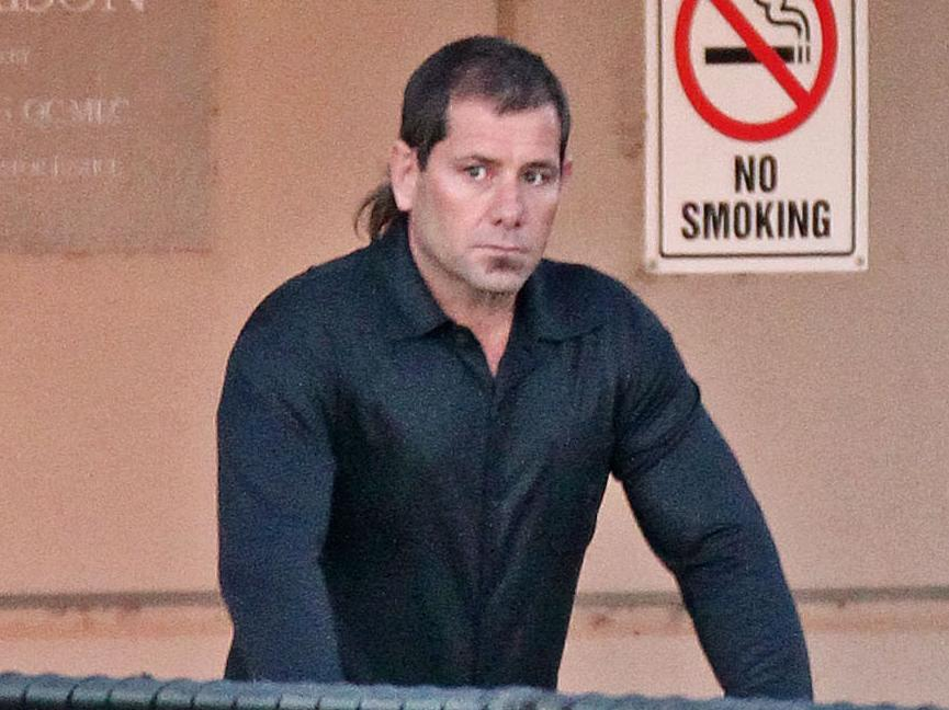 Ex-outlaw Troy Mercanti has been released from jail under strict conditions.