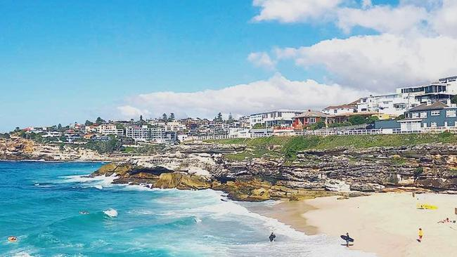 Summer is back in Sydney as the city scorches. Picture: Instagram/Candi.dj