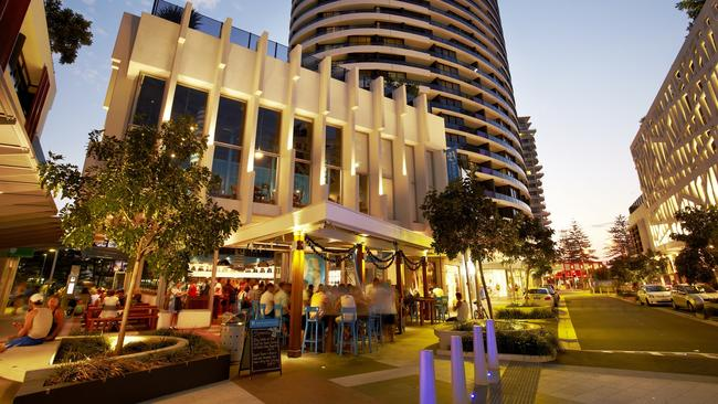 Ruby will include some features similar to thosse found at The Oracle, Broadbeach.