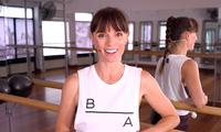 Kids @ home: Family barre lesson with Renee Scott