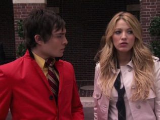 Who is this in a promo for the Gossip Girl reboot? Image: 'Gossip Girl'