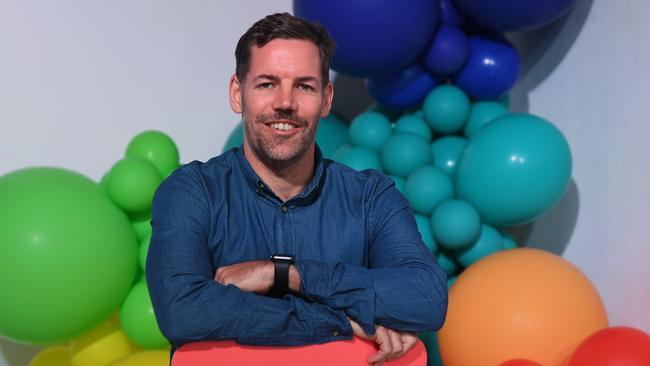 eBay Australia MD Tim MacKinnon. Picture: Dean Lewins/AAP