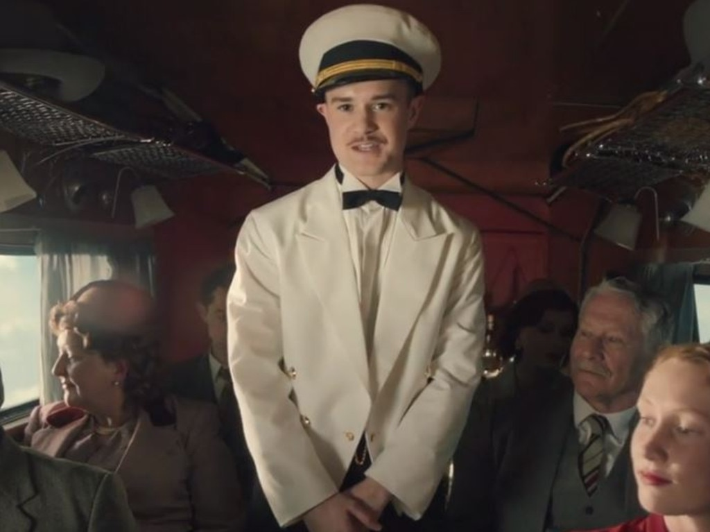 Qantas launches their new in-flight video marking 100 years in the air.