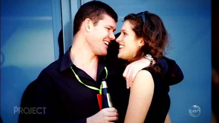 Tziporah Malkah talks about her relationship with James Packer