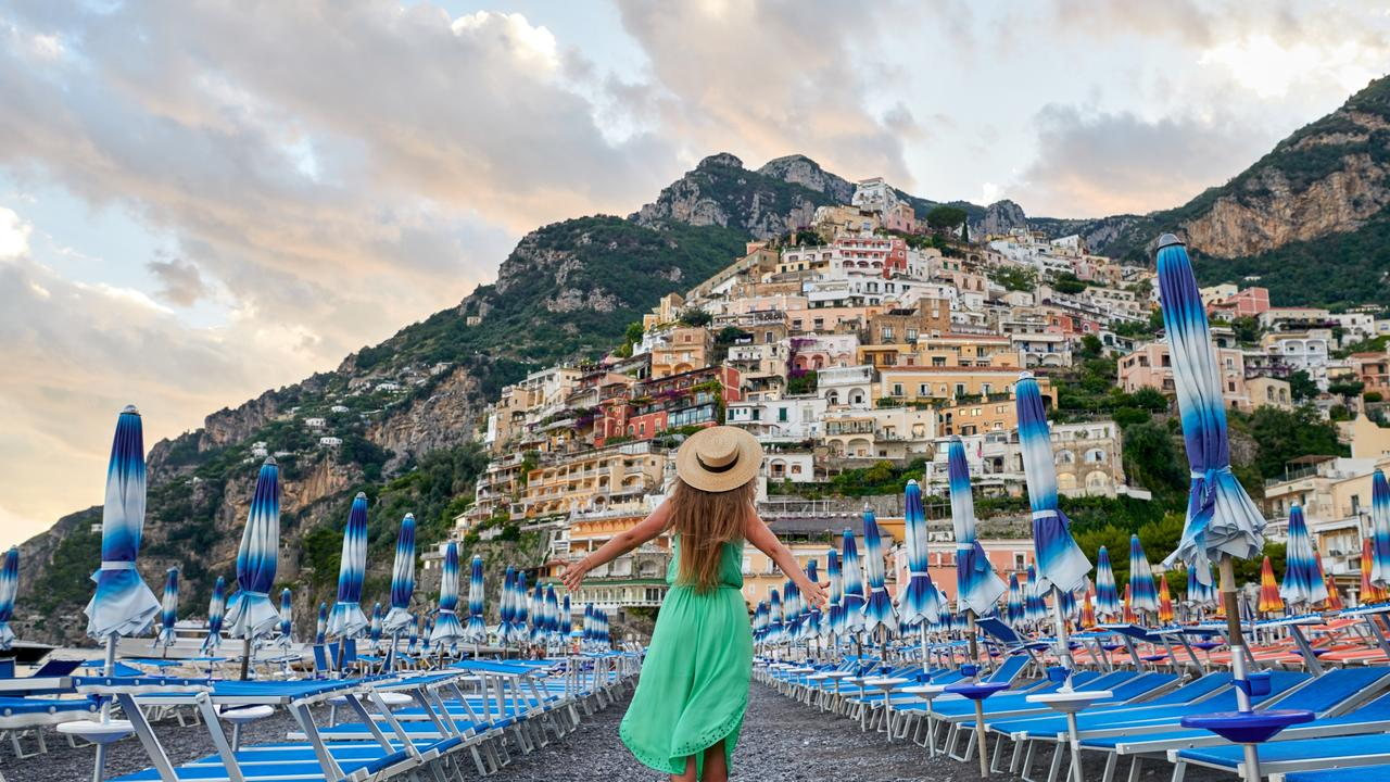 The Amalfi Coast is calling.
