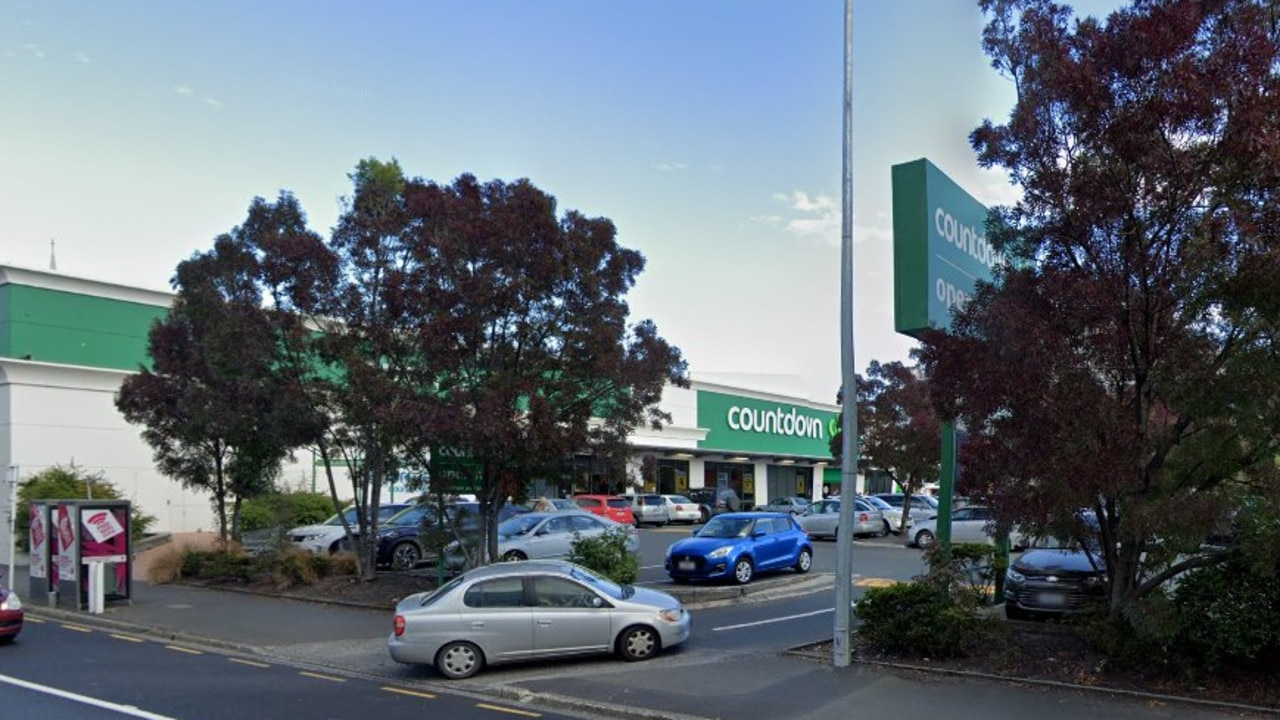 Five people were stabbed at a supermarket in Dunedin.