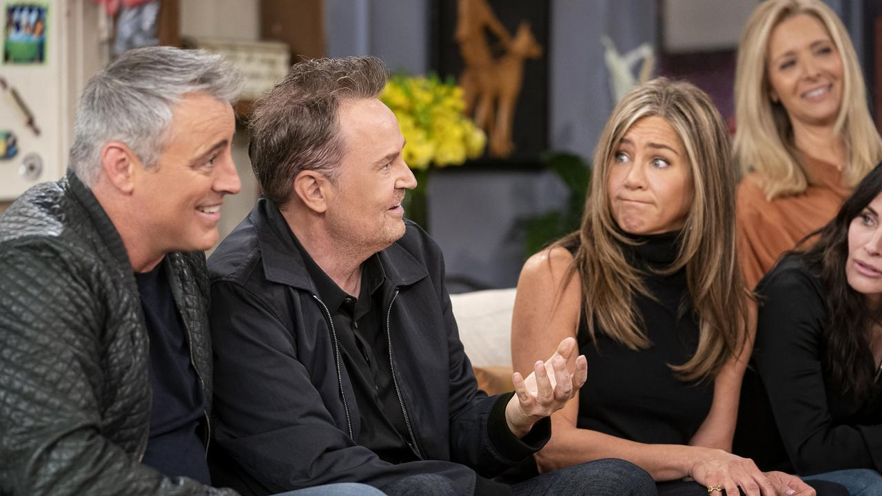 Friends massive reveal for fans – Daily Telegraph