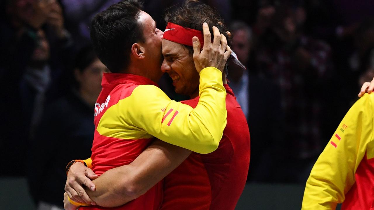 Rafael Nadal shines as Spain becomes first country to win new-look Davis Cup