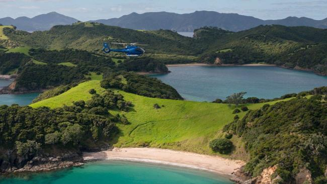 Scenery is just the beginning of what makes NZ resorts a cut above. Picture: Supplied