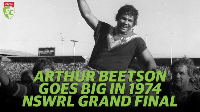 Arthur Beetson's all-time high score | KFC SuperCoach NRL