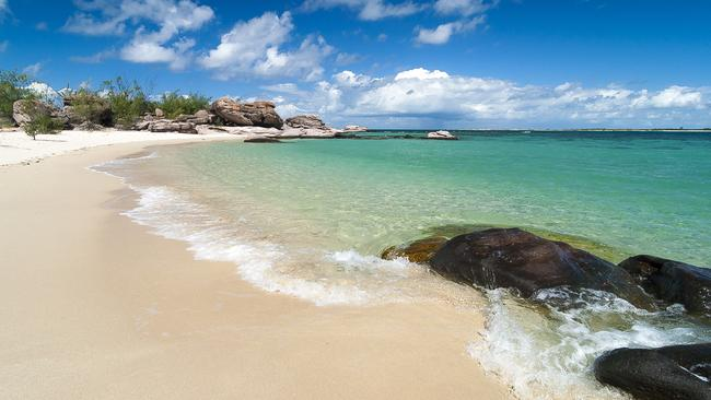 Groote Eylandt, in the Northern Territory is home to stunning beaches and the highest prevalence of MJD in the world.