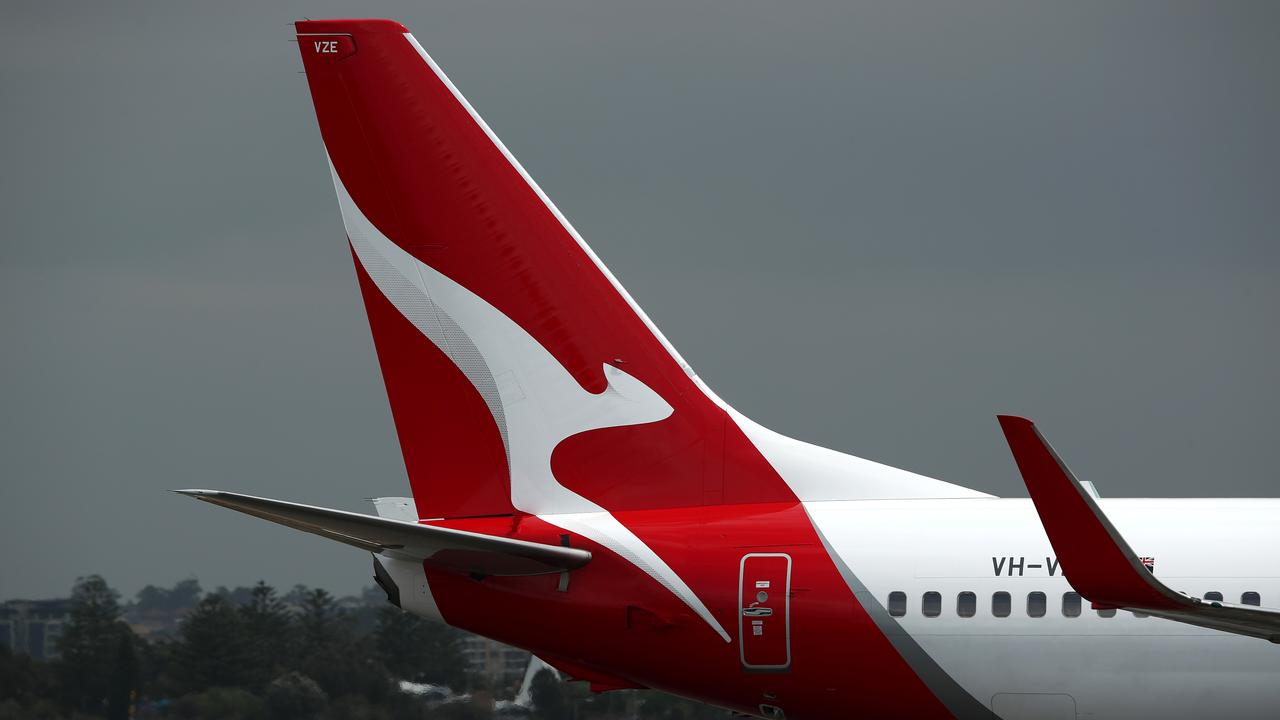 Qantas expects the Points Plane to be a great success for the airline, allowing members to cash in on points in a way they haven't been able to previously. Picture: Cameron Spencer/Getty Images