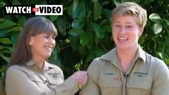 Robert Irwin's cheeky comment about sister Bindi's pregnancy (Sunrise)