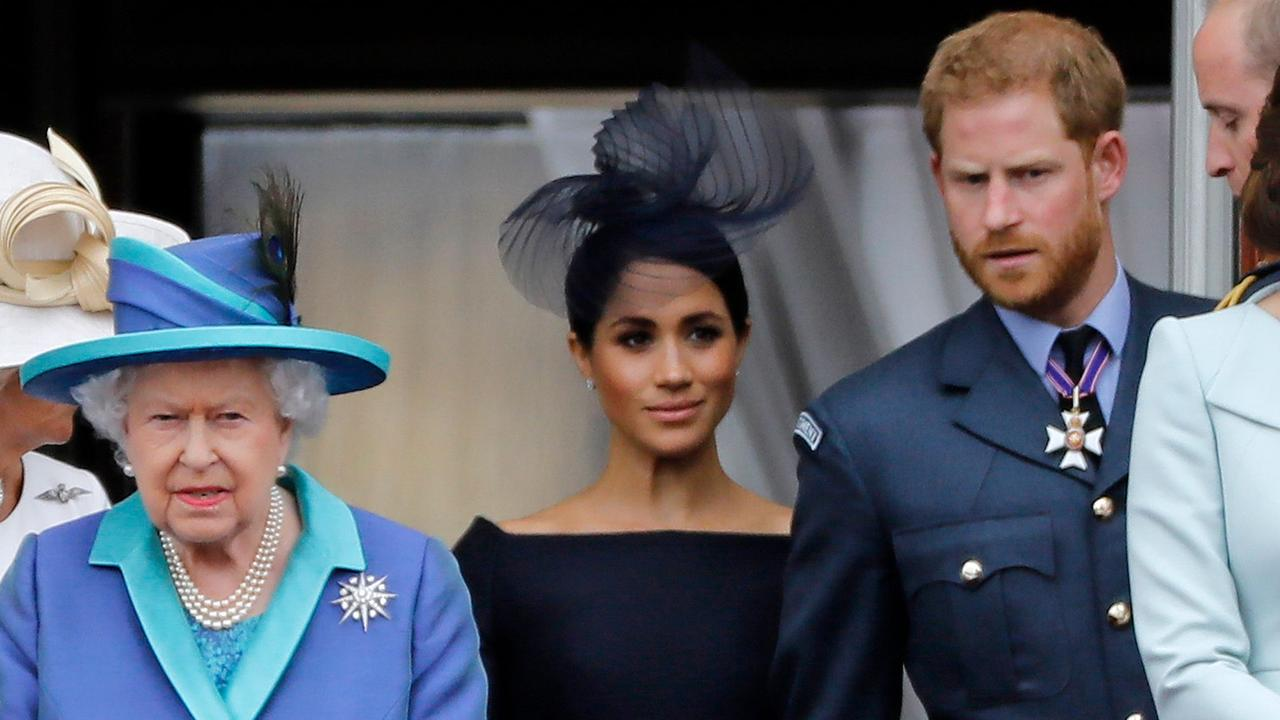The Queen has been caught in a huge double standard over the latest revelation. Picture: Tolga Akmen/AFP