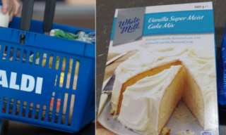 Two-step ALDI cake hack goes viral