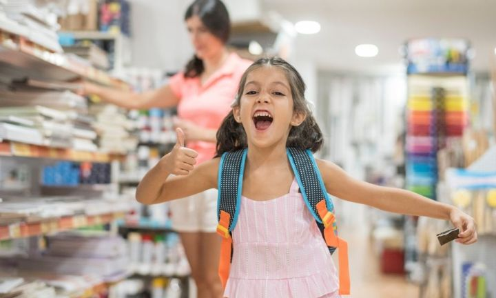 'I'm a thrifty mum and here's how I save on school supplies'