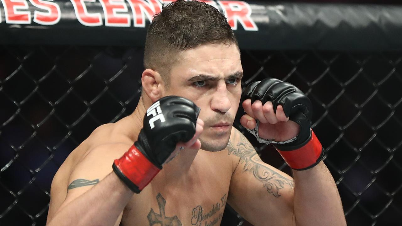 Diego Sanchez has left the UFC.