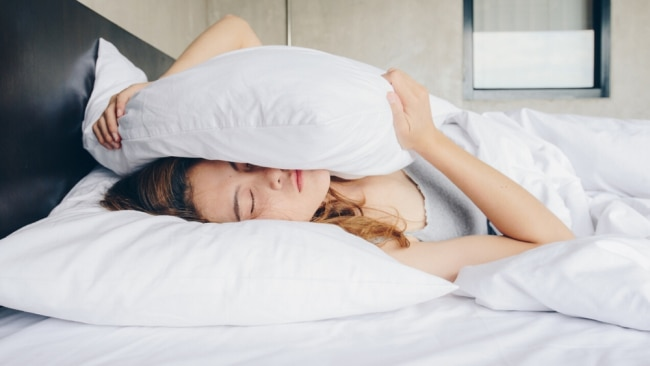 Sleep is crucial for a well-balanced lifestyle. Image: Supplied