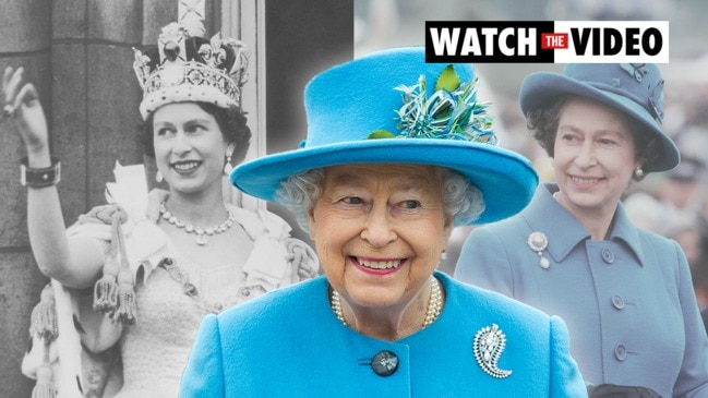 The Queen turns 95: an extraordinary life