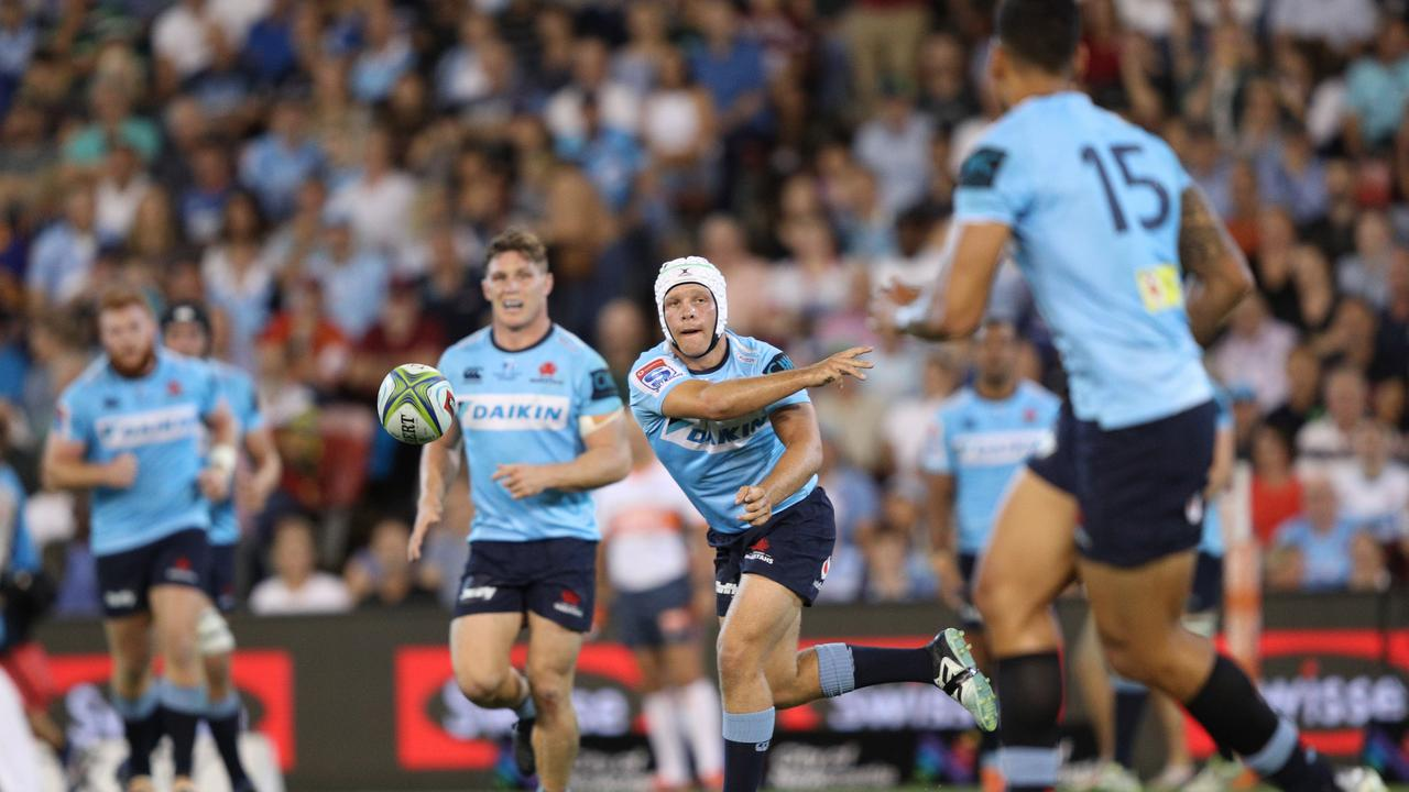 Australian rugby needs to do more to nurture it's young playmakers.
