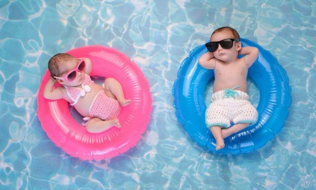 They will try anything to get their little ones to sleep. Picture: iStock