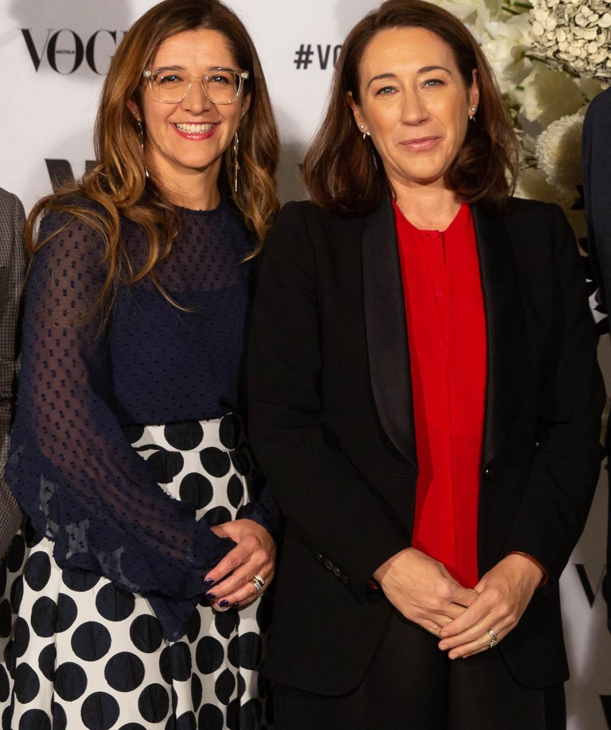 Vogue's Edwina McCann and Westpac's Anastasia Cammaroto on how they inspire women to pursue STEM