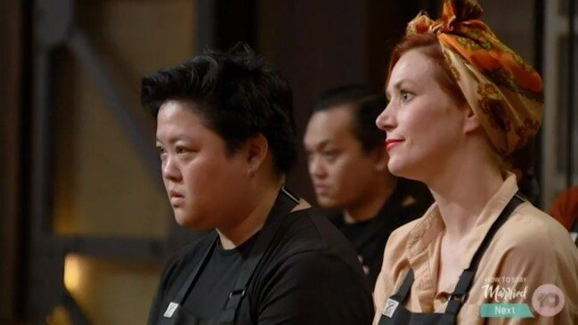 Sarah Clare sent packing (MasterChef Australia)