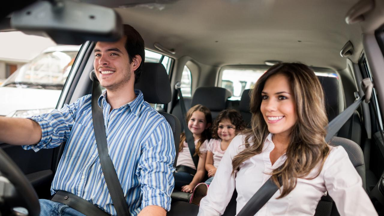 You can be stung for driving too slowly. Picture: iStock