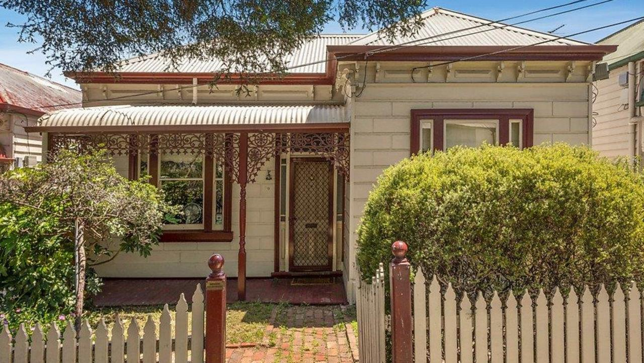 69 Darling St, Moonee Ponds goes under the hammer at noon on Saturday.