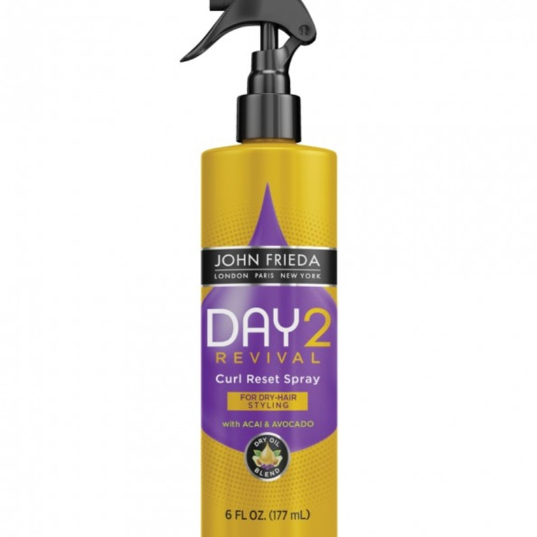 A saviour for bringing life back into your limping curls and beating frizz. Picture: Supplied