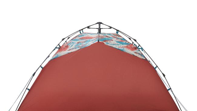 10/15In the shade A sunny day by the ocean is heaven - until you need shelter. This Kathmandu Retreat Pop Up Beach Shelter feels like your own private cabana and is a cinch to set up.