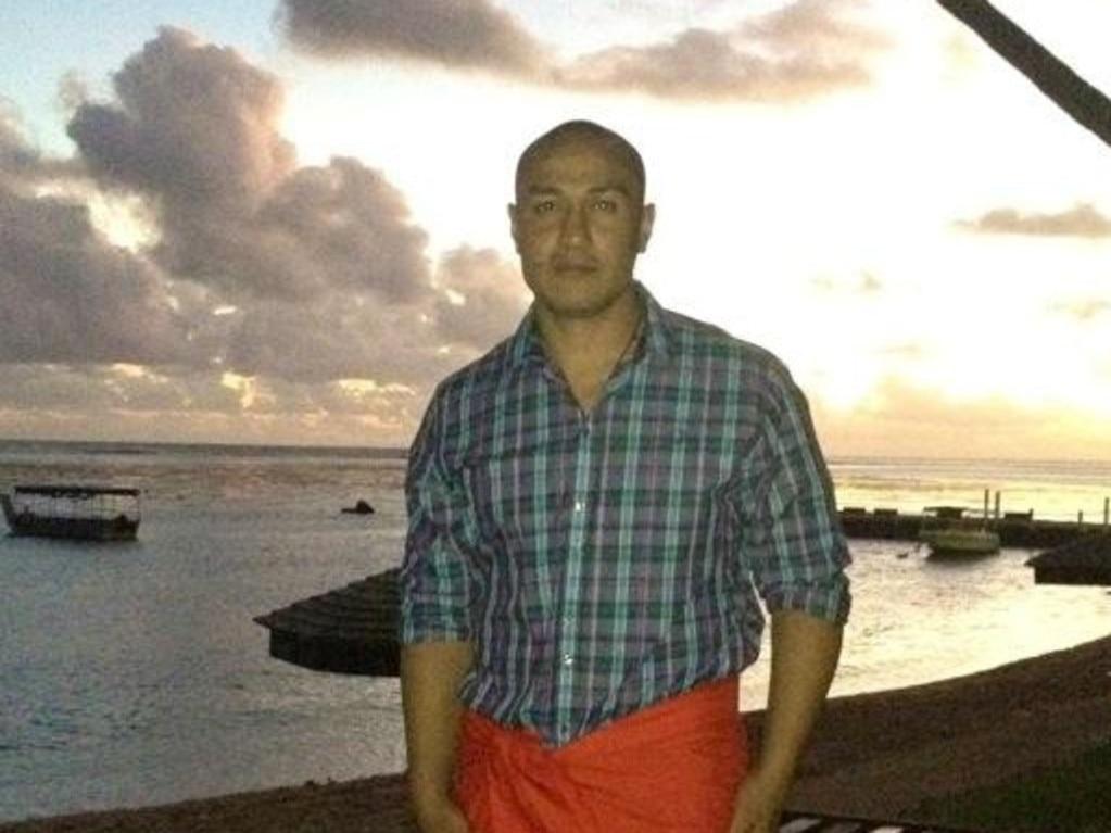 Arthur Kelekolio has pleaded guilty to murdering Sydney lawyer Ho Ledinh. Picture: Facebook.
