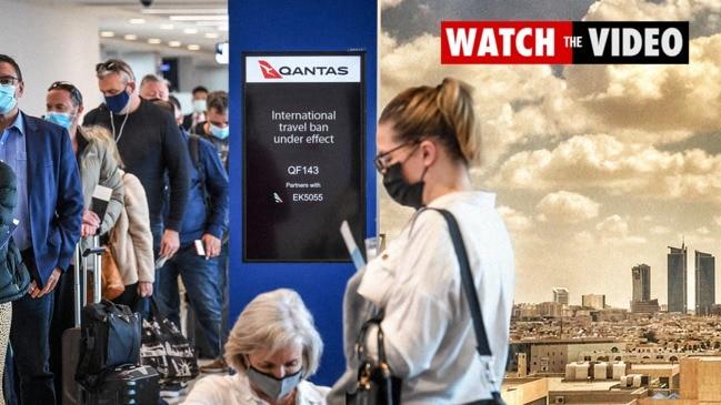 Australia's travel ban is worse than Saudi Arabia's