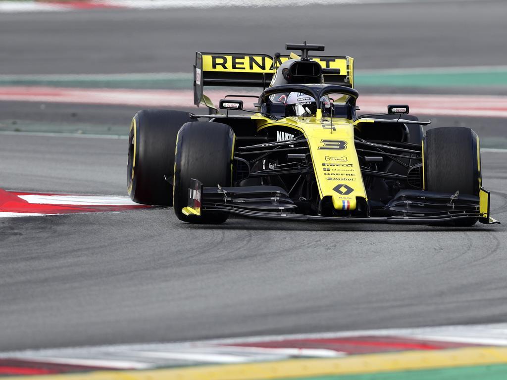 Everyone love Ricciardo, even his opponents.