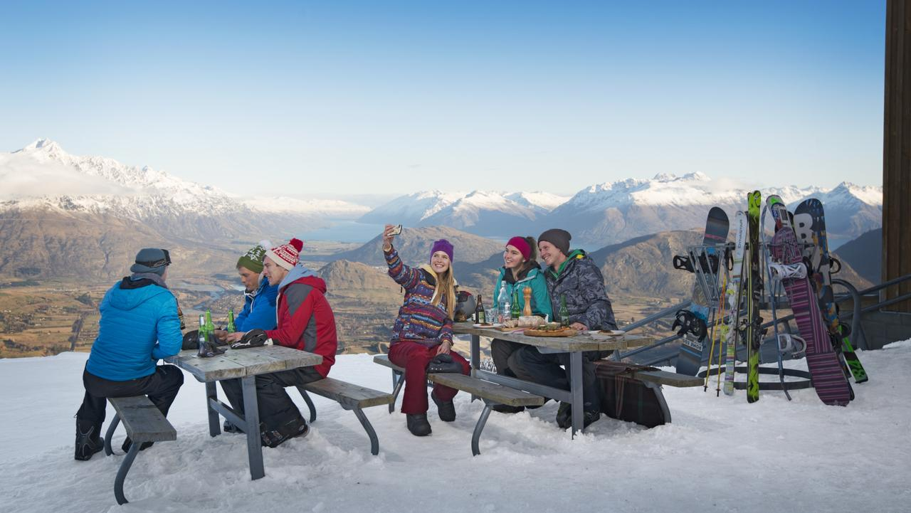 There is plenty of skiing outside Queenstown. Picture: Tourism NZ
