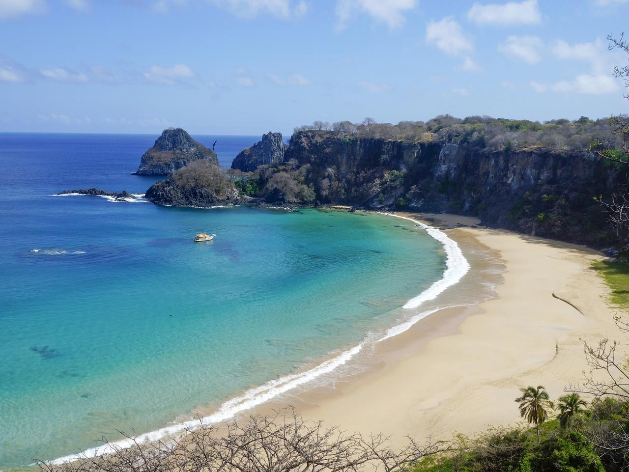 Latin America has some of the world's best beaches