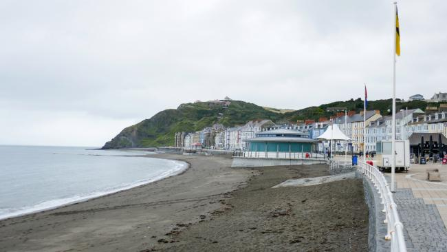 """6/12The slogan: The Biarritz of Wales The town: Aberystwyth, Wales What we reckon: It's genuinely a lovely place and highly recommended but Biarritz? To quote Darryl Kerrigan, """"Tell him he's dreamin'"""""""