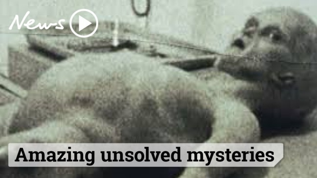 Bizarre unsolved mysteries that still need answers