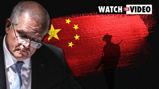 Why is Australia obsessed with a war on China?