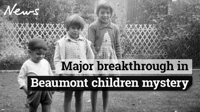 Major breakthrough in Beaumont children mystery