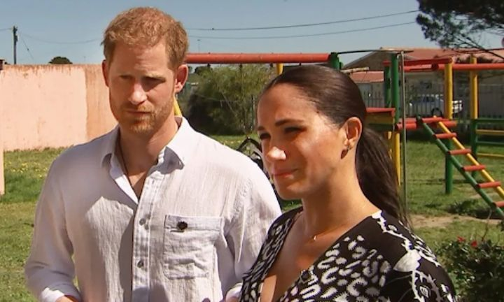 Prince Harry confirms rift with brother William
