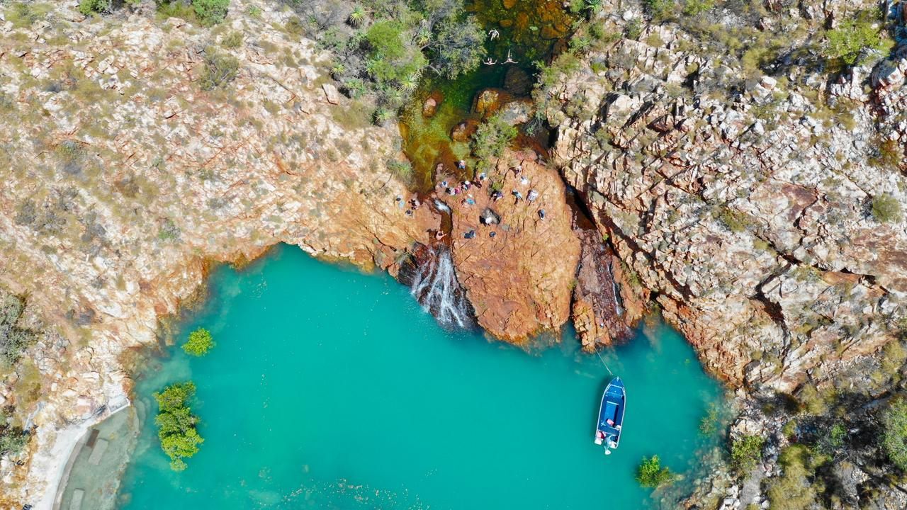 A short taste of the spectacular Kimberley. Picture: Sue Elscot