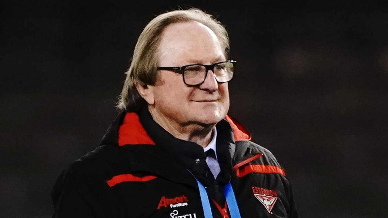 Former Essendon coach Kevin Sheedy is set to join the Bombers' board. Picture: Michael Dodge
