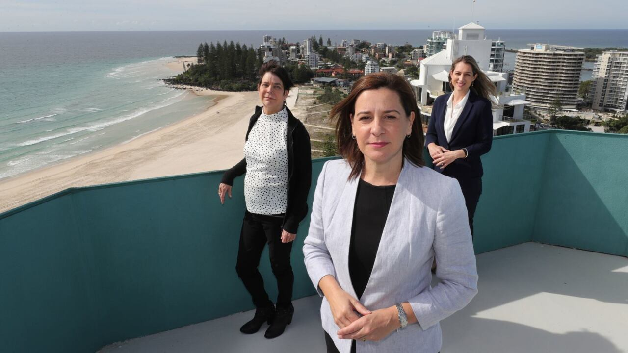 LNP announce hardline pledge to address 'out of control' youth crime in Qld